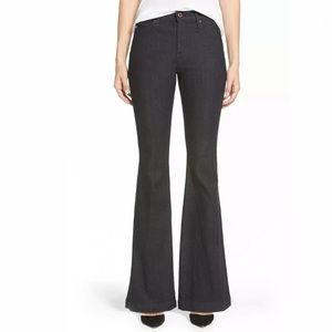 New AG Adriano Goldschmied Janis Flare Jeans